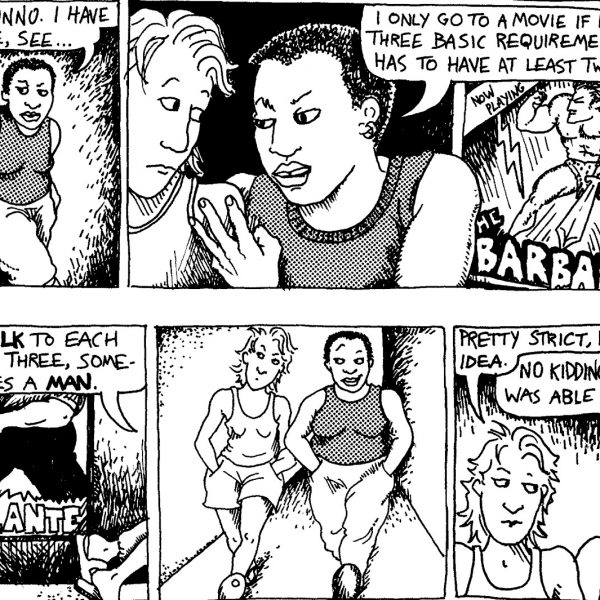 The Bechdel Test – A Rant